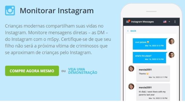 instagram espiao