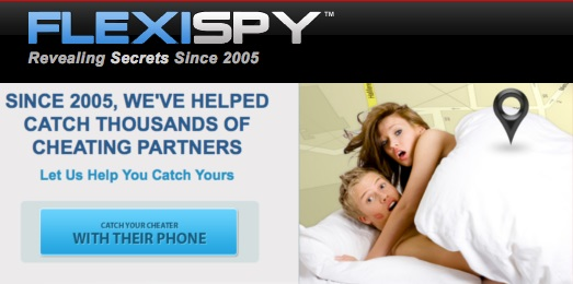 Flexispy cheating spouse