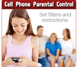 cell phone parental control