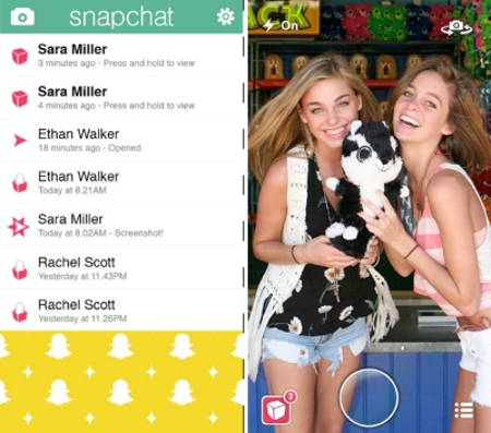 Snapchat Hacked How To Change Password