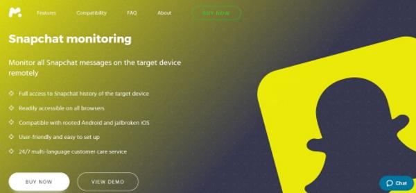 Snapchat Monitoring